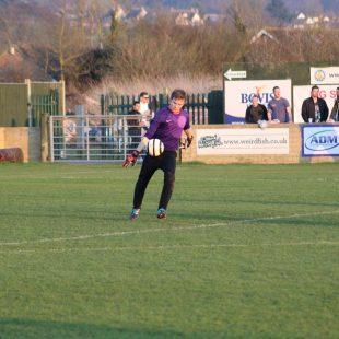 Goalkeeper Kick